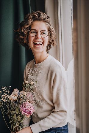 Claudia Verloop Fotografie - Lauri_bloem
