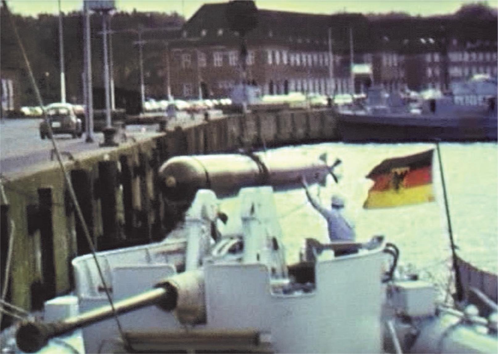 Torpedoübernahme