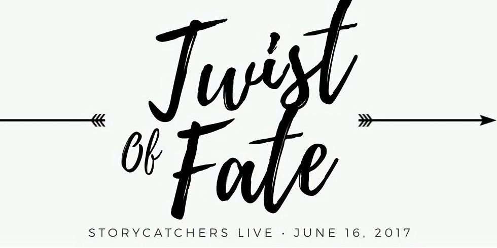 Storycatchers Live: Twist of Fate