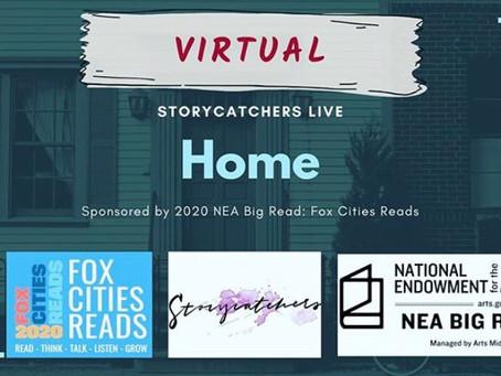 {Virtual} Storycatchers Live: Home