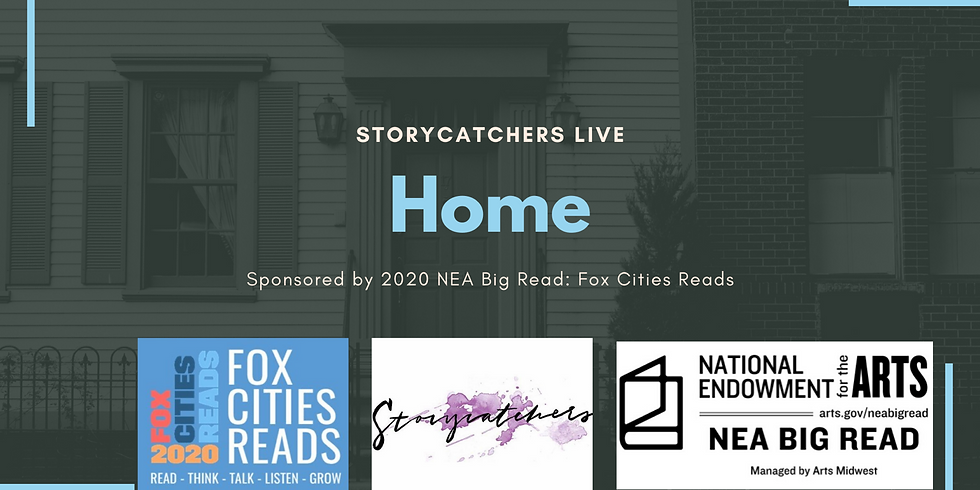 Storycatchers Live: Home