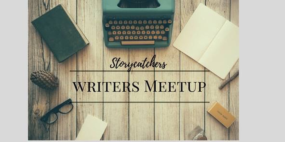 Storycatchers Writers Meetup