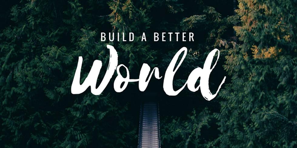 Storycatchers Live: Build a Better World