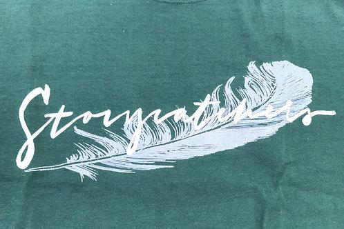 Crew Neck T-Shirt Dark Green