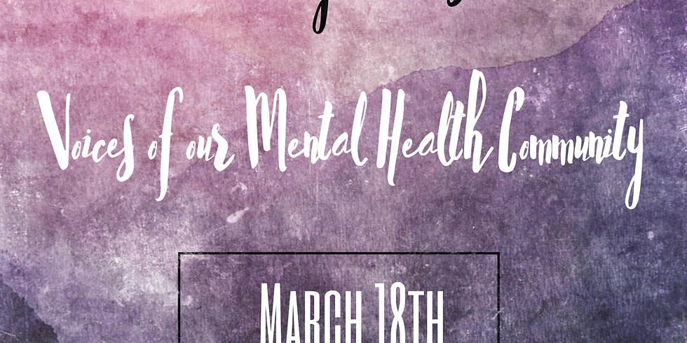 Storycatchers: Voices of our Mental Health Community