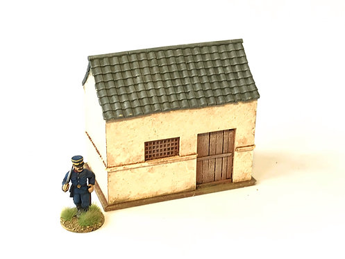 CR05 / Small storehouse
