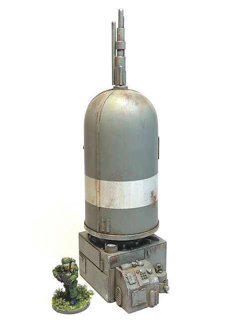 SFB02 / Gas storage facility