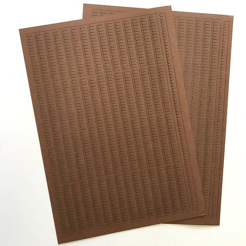 VA00 / Card tile sheets