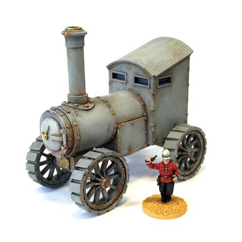 VSFV01 / Armoured steam engine