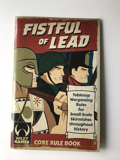 FFOL17 - Fistful of Lead core rules