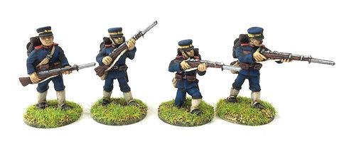 BJI06 / Infantry firing/loading