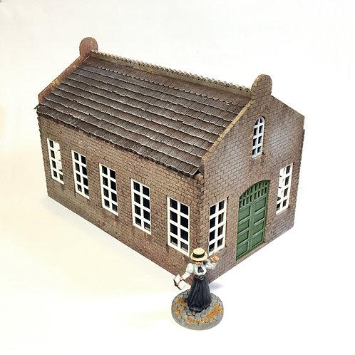 VW01 / Small Warehouse