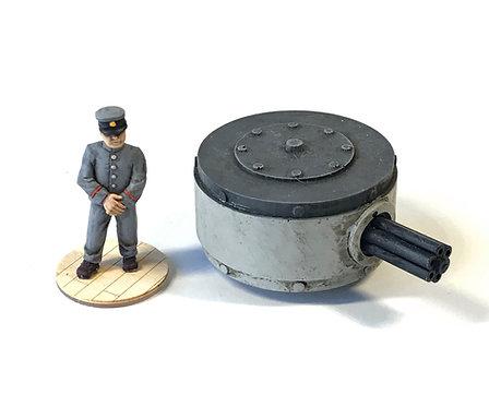 VSFA01 / Small turret