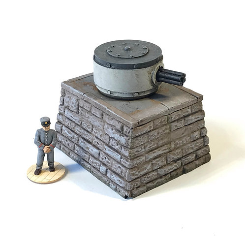 VSFA09 / Small turret set