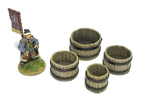 JA22 / Set of barrels