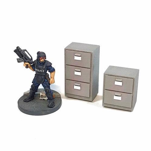 UFA28 / Filing cabinets