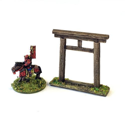 JR15-04 / Hachiman torii