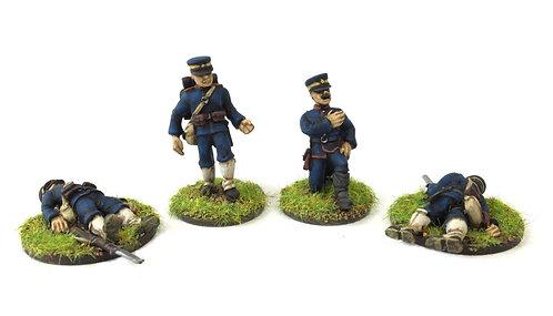 BJI07 / Infantry casualties