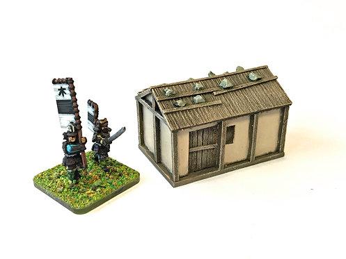 JV15-01 / Small Dwelling