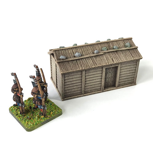 JY15-01 / Small barracks