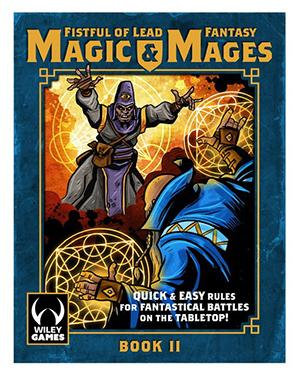 FFOL26 / Magic and Mages