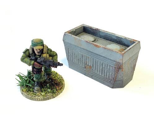 SFA17 / Roof gubbins B
