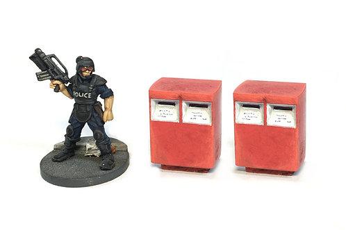 UFA23 / Letterboxes X2