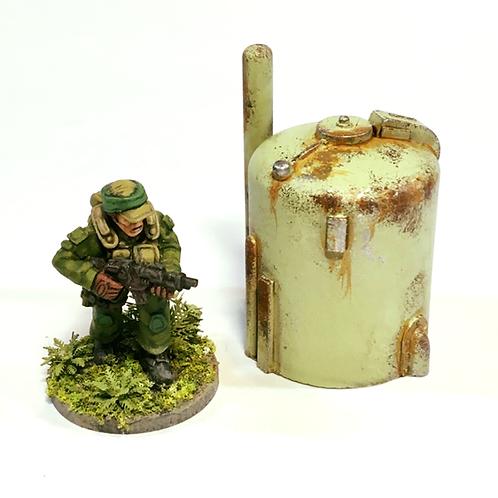 SFA13 / Medium storage tank
