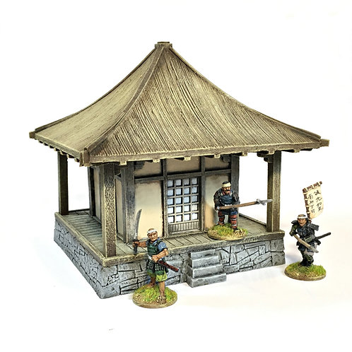 JR01 / Odou, roadside shrine