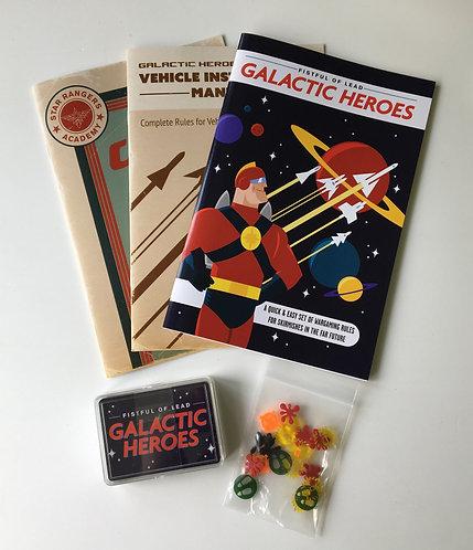 FFOL16 - Galactic Heroes full set
