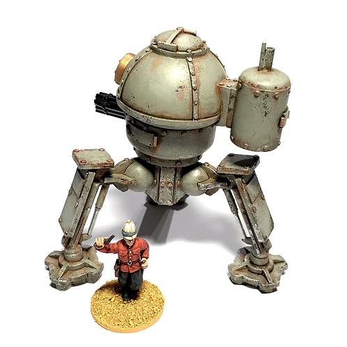VSFV04 / Small, personal walker