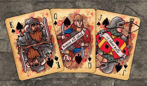 FFOL28 / 'Brutal' cards