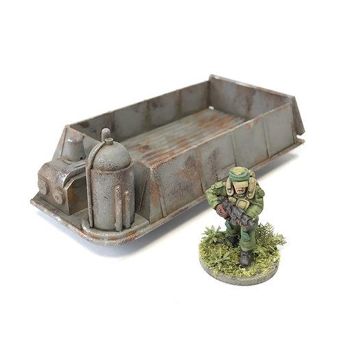 SFV10 / Small cargo skiff