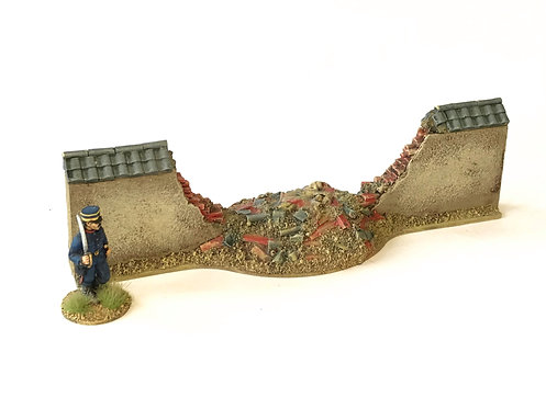 CW05 / Ruined wall section
