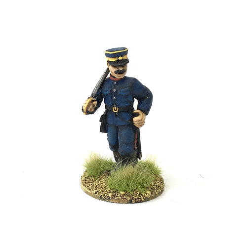 BJI04 / Officer with sword