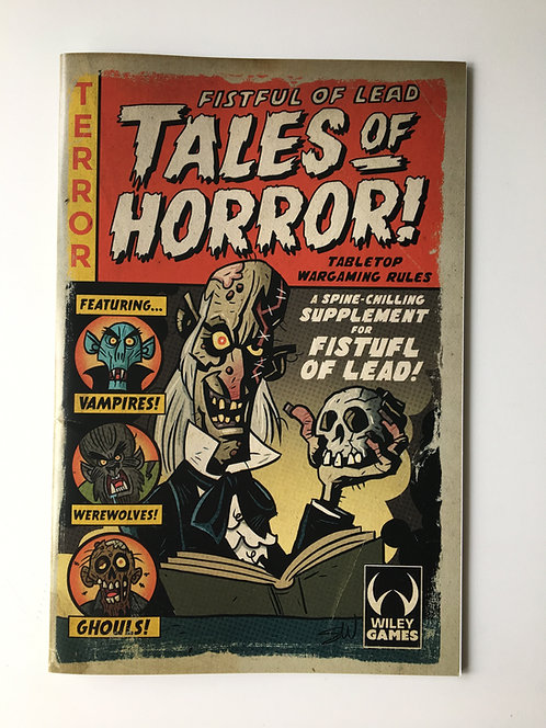FFOL18 - Fistful of Lead - Tales of Horror supplement