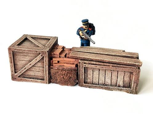 CW12a / Barricade/firing step A
