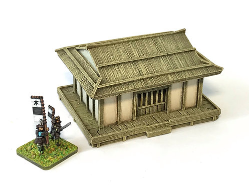 JP15-10 / Samurai house