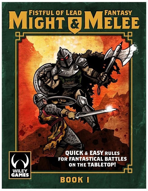 FFOL25 / Might and Melee