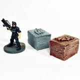 UFA06 / Brick pile