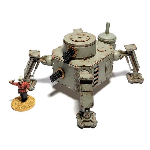 VSFV05 / Medium walker with small turret