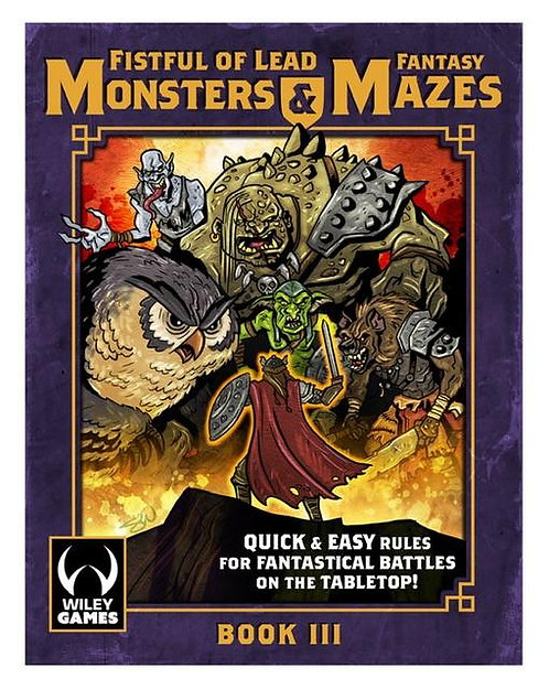 FFOL27 / Monsters and Mazes