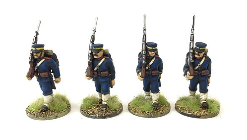 BJI03 / Infantry marching