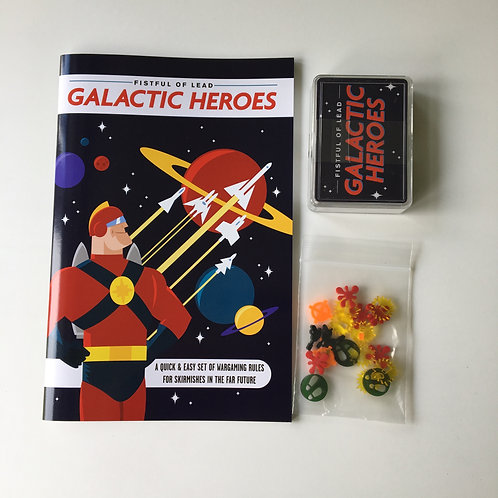FFOL13 - Galactic Heroes basic set
