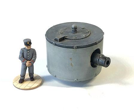 VSFA11 / Large gun turret