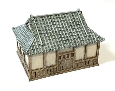 JP15-11 / Samurai town house