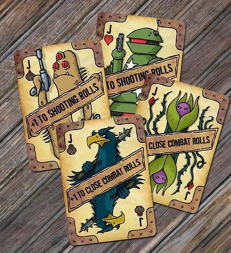 FFOL21 - Fistful of Lead - Wasteland Warriors cards