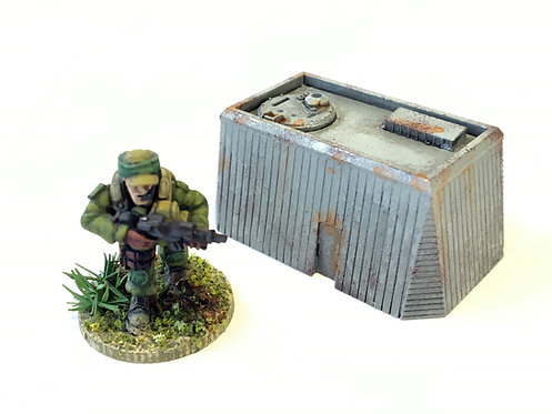 SFA16 / Roof gubbins A