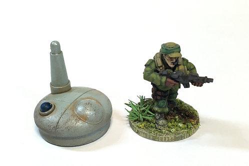 SFV08b / Sensor turret