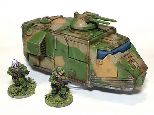 SFV05 / Command hover vehicle